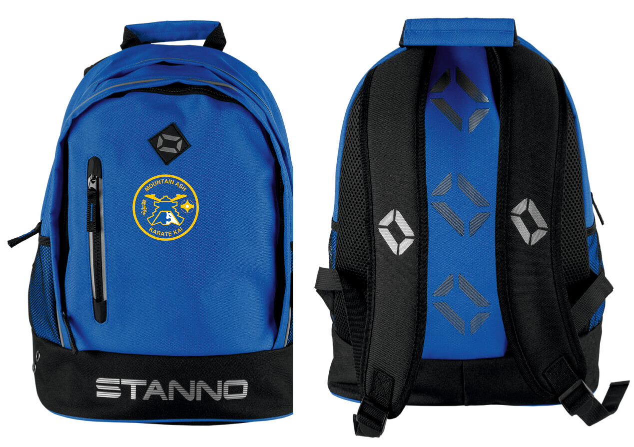 Mountain Ash Kyokushinkai Stanno Backpack